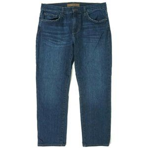 Joes Mens Brixton Straight Jeans Size 33 x 30 Blue